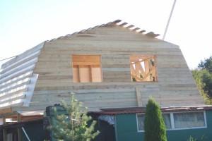 Реконструкция загородного дома